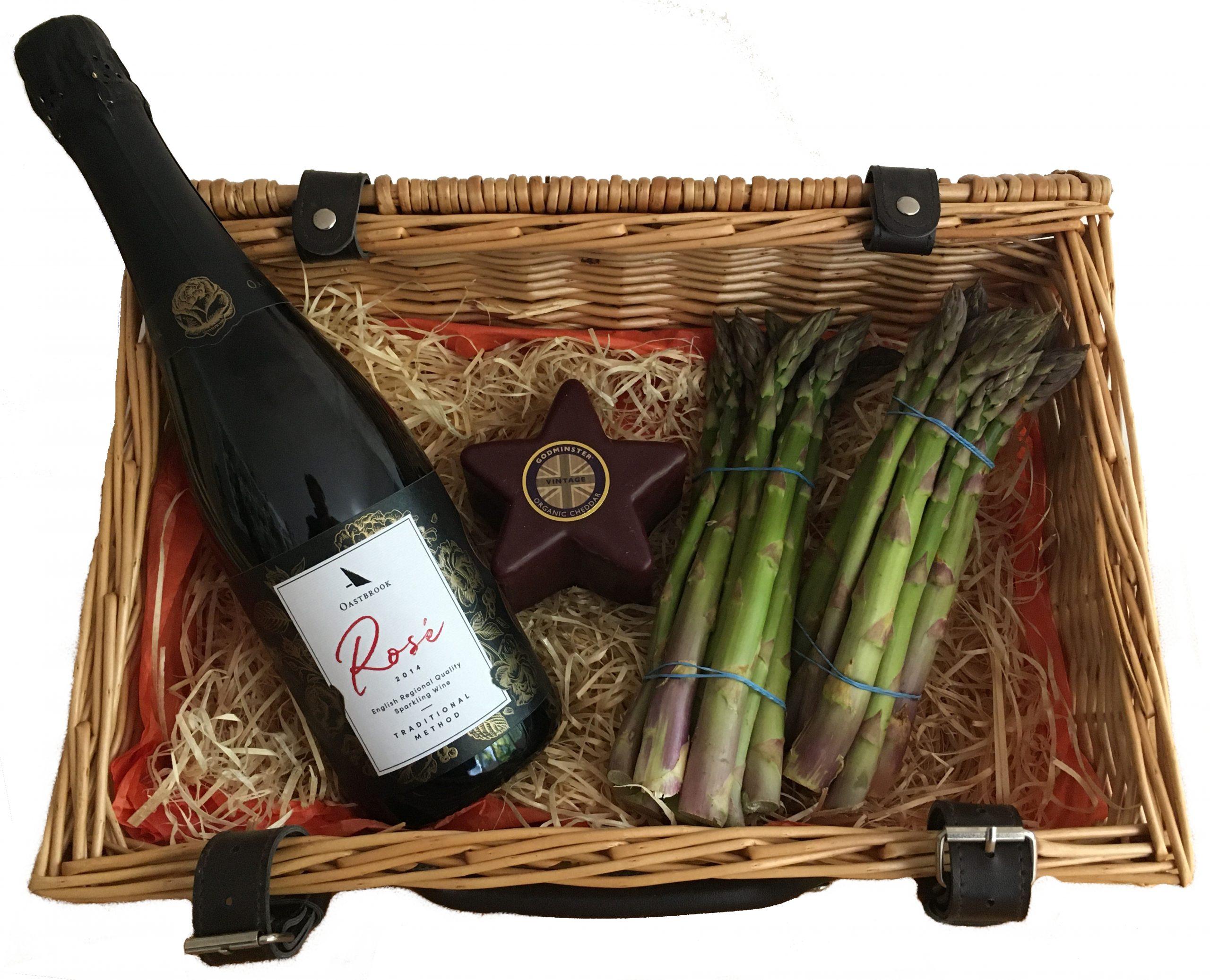 Vineyard and wine merchant launch luxury hamper