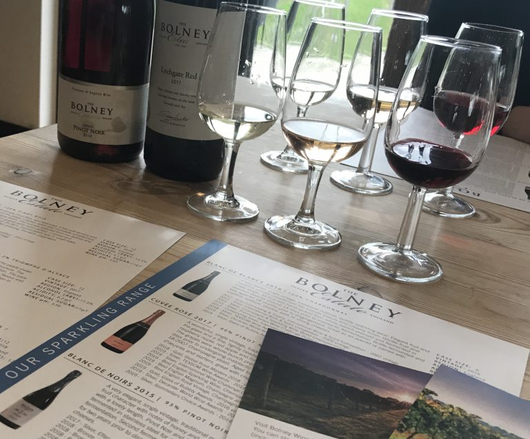 Bolney Wine Estate launches virtual tasting packages