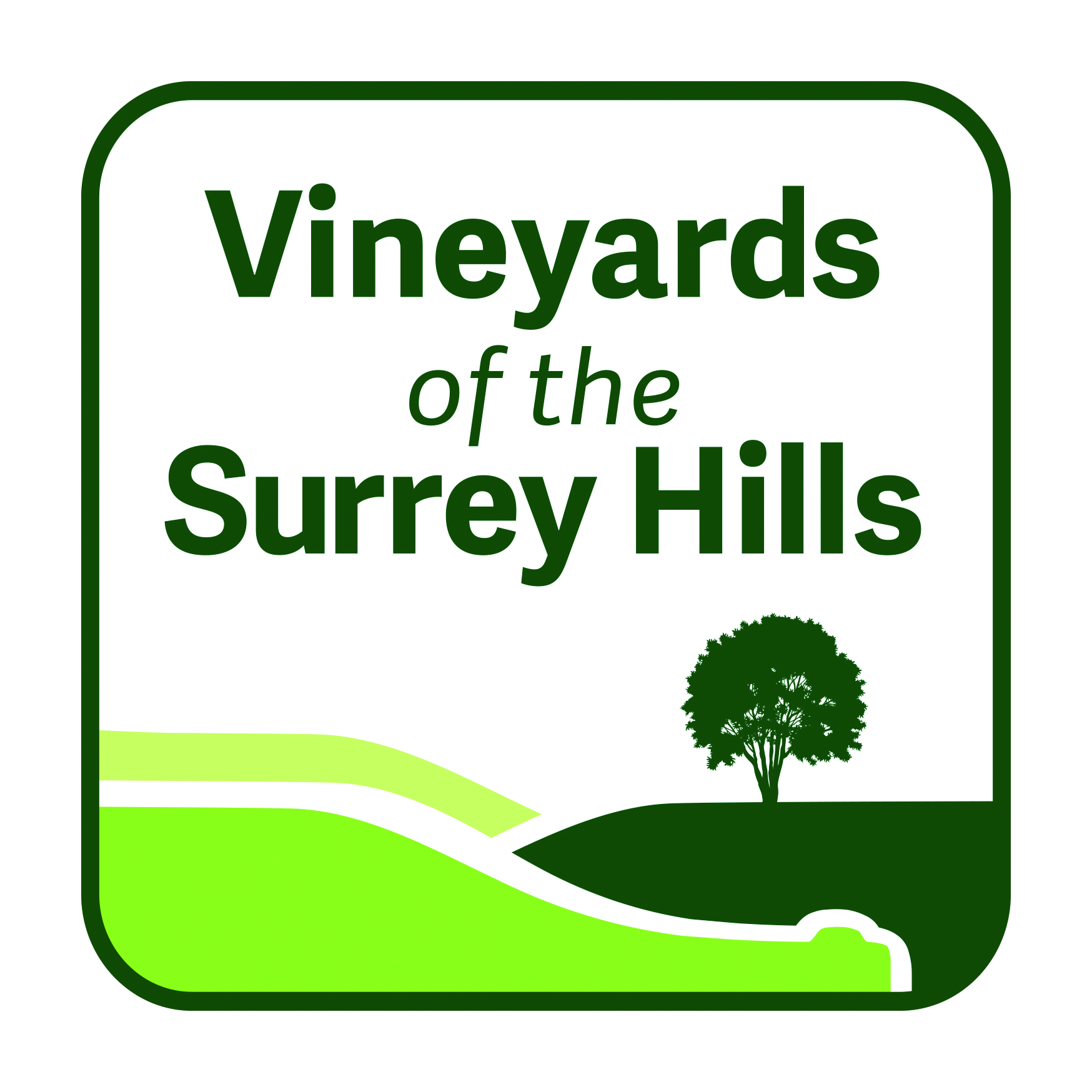 A guide to the Vineyards of the Surrey Hills