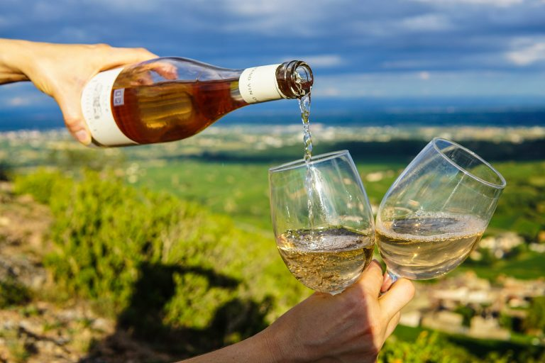 Cheer up, it's just the weather for rosé…