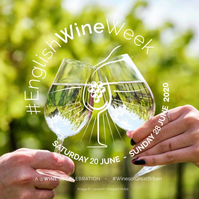 Celebrate English Wine Week from June 20th to June 28th