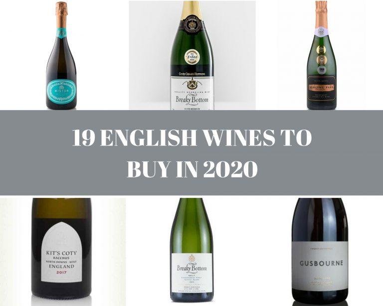 19 award-winning English wines to buy in 2020