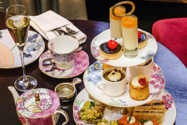 6 of the best English sparkling afternoon teas