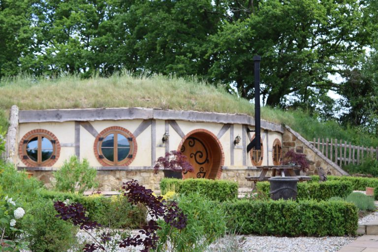Staycation 2021: Spend the night at this Sussex vineyard 'Hobbit House'