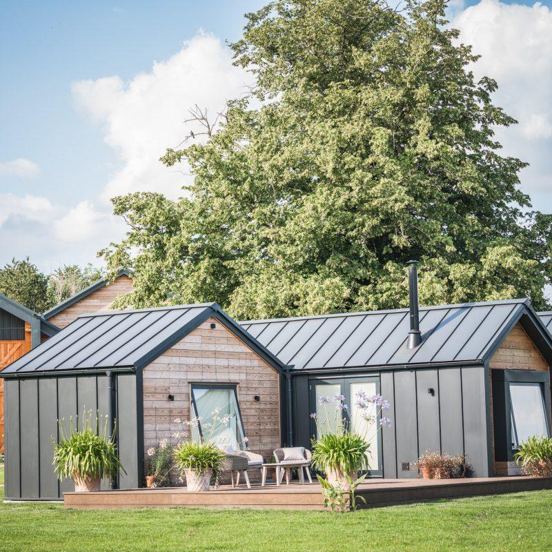 Eco Lodges at Ashling Park Estate